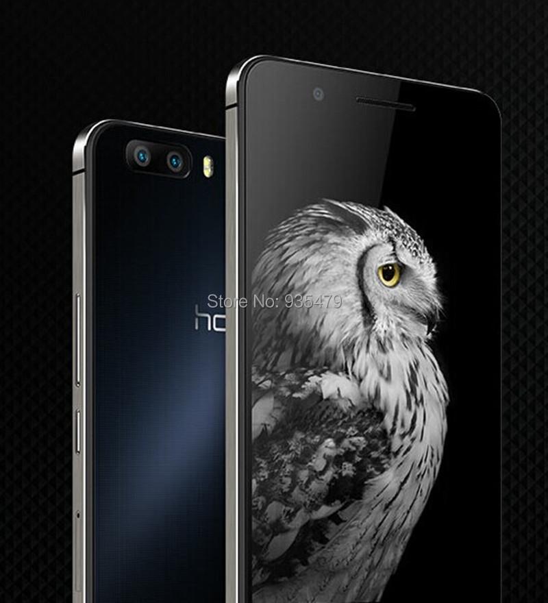 Original Huawei Honor 6 Plus SmartPhone Cell Phones Dual Sim 4G FDD LTE Octa Core 3GB RAM 16GB/32GB ROM Google play mobile phone(China (Mainland))