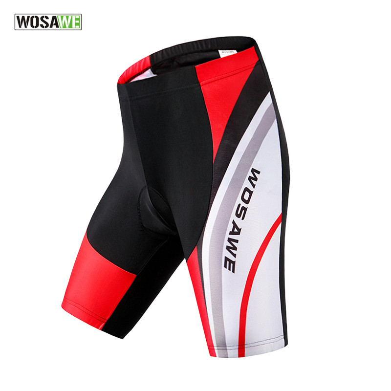 Wosawe 2015 Brand New Summer Cycling Shorts Men Bicycle