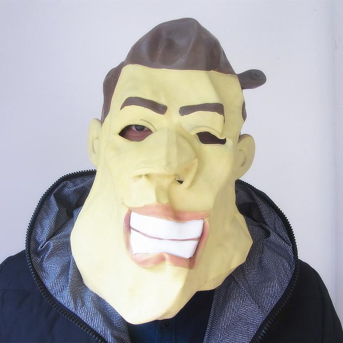 Christmas party the big Hulk mask full face masquerade funny party masks good MJ059(China (Mainland))