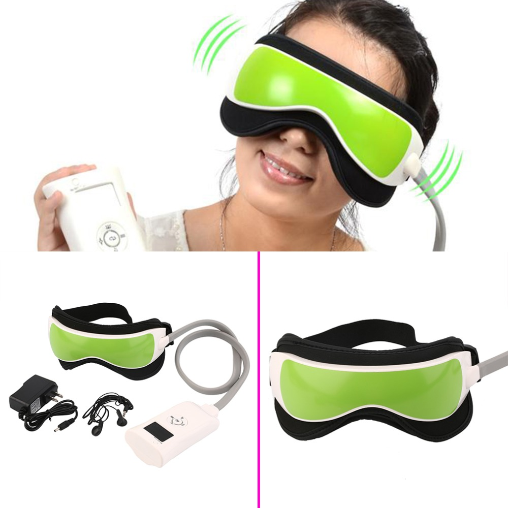 Infrared Heat Eye Massager Heating Therapy Eye Care Mask Relax Forehead 2015 Hot<br><br>Aliexpress