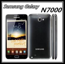 "Samsung Galaxy Note N7000  Mobile Phone 5.3"" 8MP Camera 16GB Storage GSM 3G Unlocked Original Cell phone Refurbished"