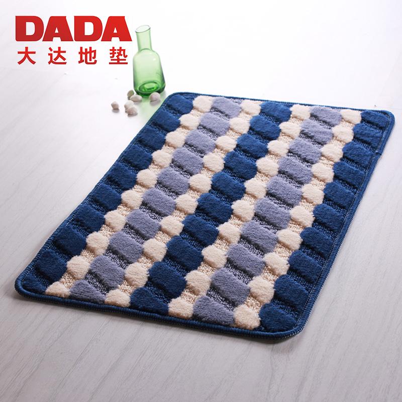 Dada mat doormat bathroom carpet slip-resistant pad bath mat pad(China (Mainland))