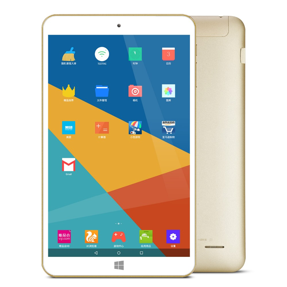 8 Inch Onda V80 PLUS Tablet PC Win10 Android 5.1 IPS 1920*1200 Z8300 Quad Core 2GB RAM 32GB ROM HDMI 2.0MP Camera Bluetooth(China (Mainland))