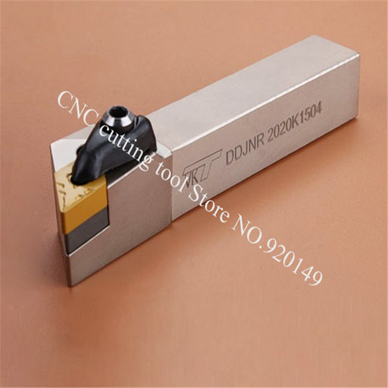 ISO CNC Holders External Lathe Turning Tool Holder DDJNR 2020K1504 ! - Cutting tool Mall store