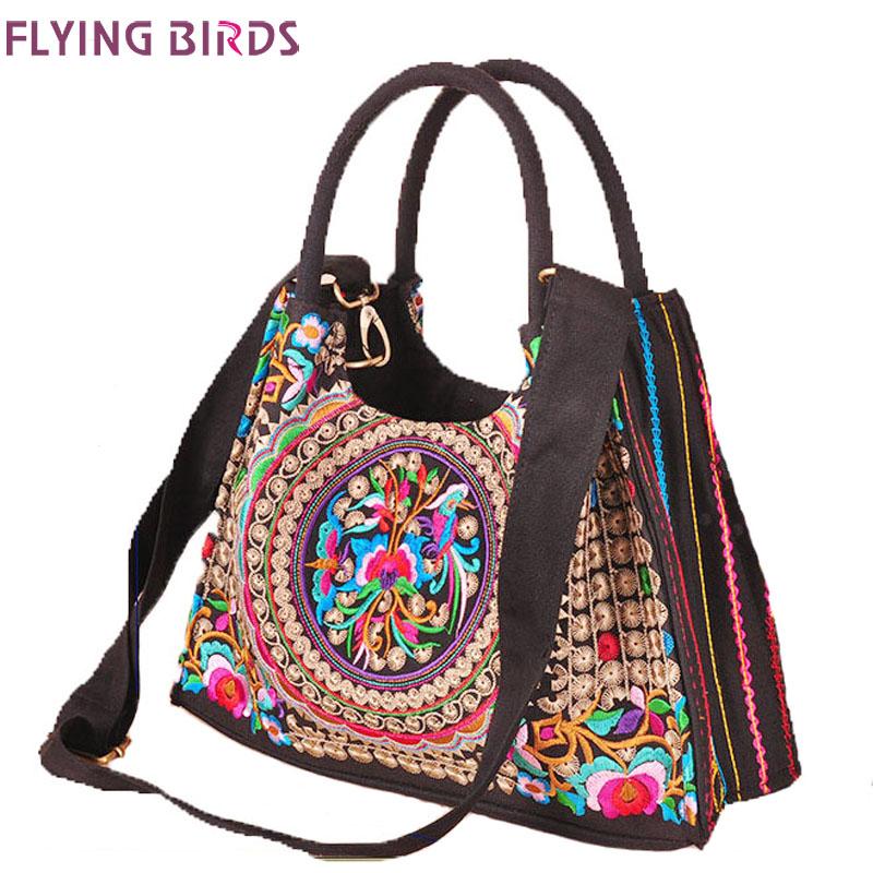 FLYING BIRDS! 2014 free shipping desigual bag Ethnic package Women Handbag Shoulder messenger Bags womens travel bag LS3684c<br><br>Aliexpress