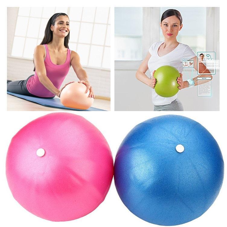 Mini ballon d 39 exercice promotion achetez des mini ballon d for Housse ballon yoga