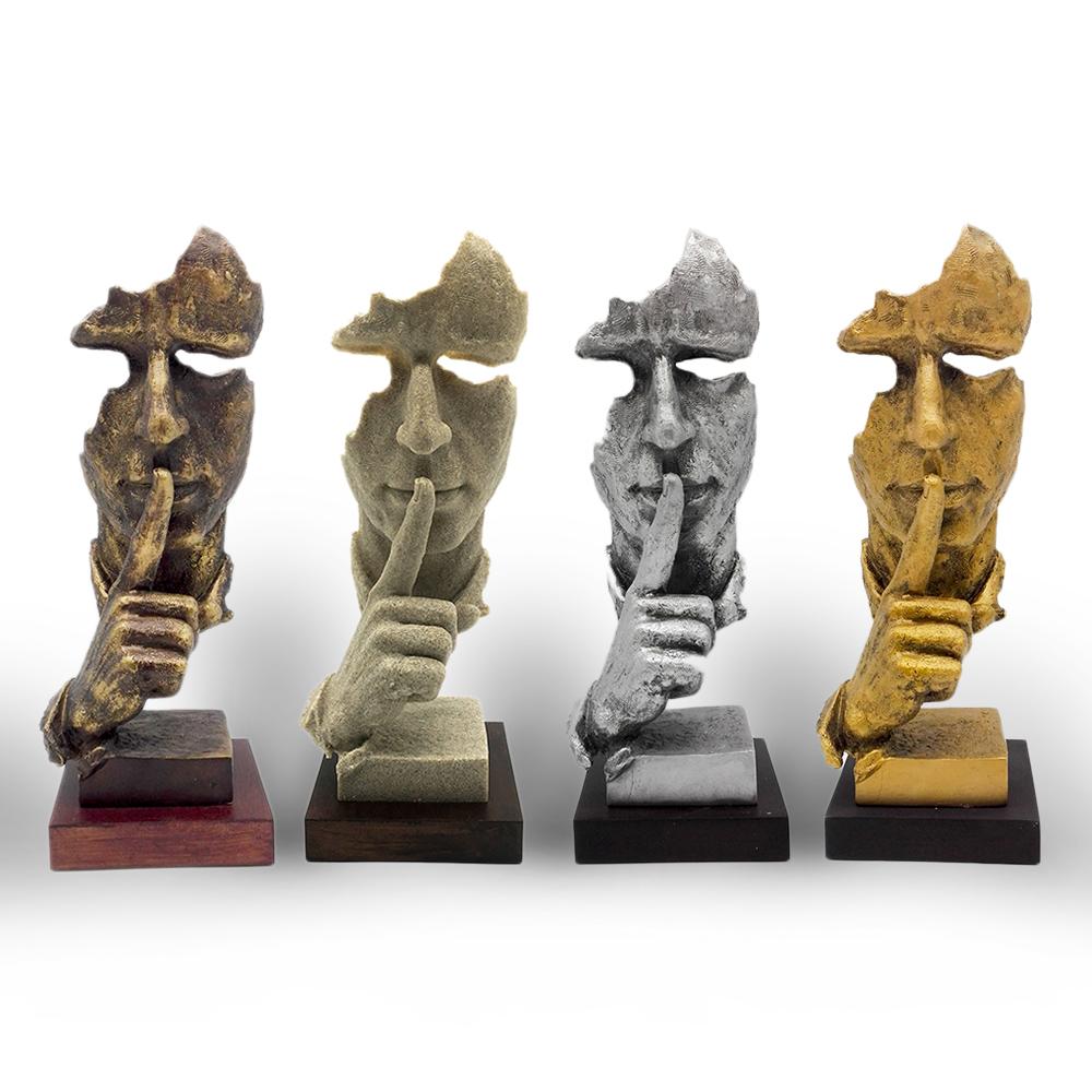 Achetez en gros abstraite statue en ligne des grossistes abstraite statue c - Statue deco interieure ...