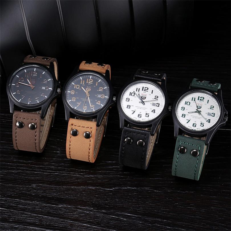 Durável relógio homens De Quartzo-relógio relojes pará hombre Relogio masculino Militar Relógio de Quartzo dos homens Do Esporte dos homens Casuais relógios