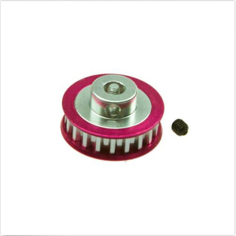 CNC Aluminum Center Pulley Gear 20T for 1/10 SAKURA D4 AWD RWD #3RAC-3PY/20(China (Mainland))