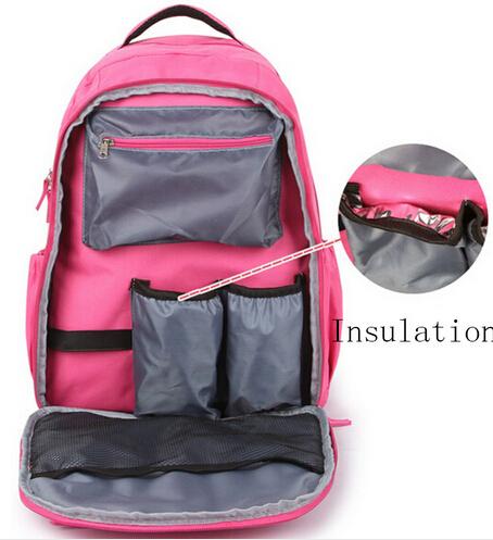 32 * 19 * 42 см мода точка детская пеленки мешок рюкзак высокой емкости мать мумия ...