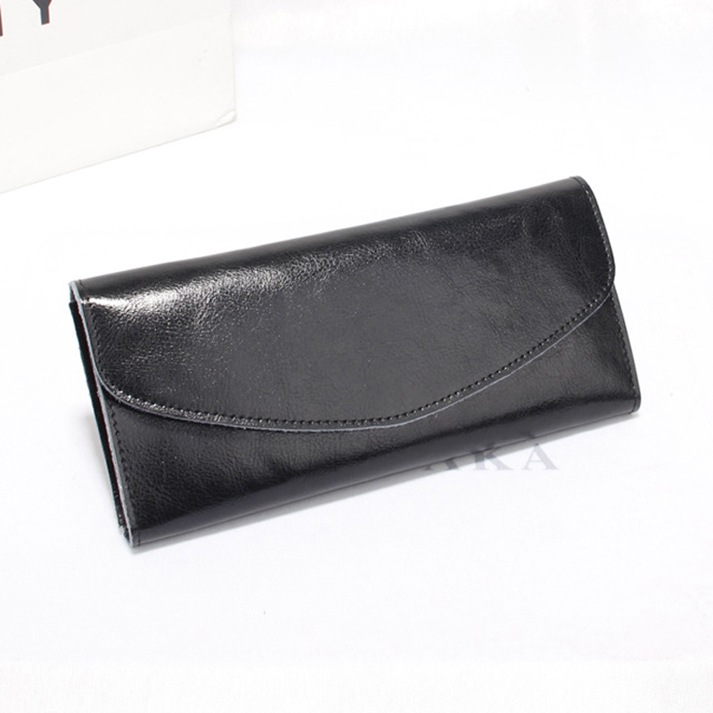 High quality genuine leather wallet cowhide women wallets Multifunctional long Design Wallet Zipper Coin Purse Card Holder<br><br>Aliexpress