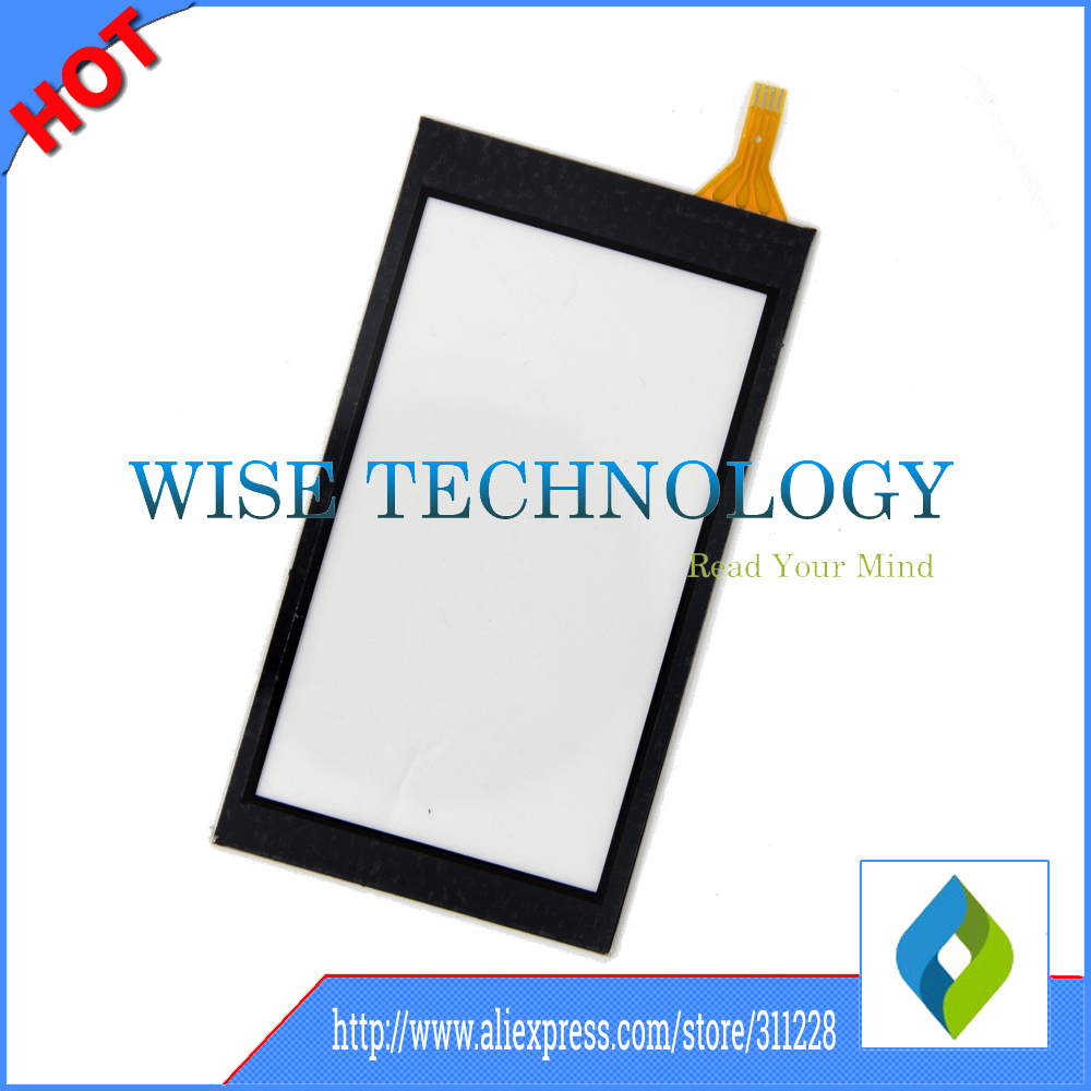 LQ040T7UB01 touch screen digitizer touch panel for Garmin Montana 650 600 handheld navigator GPS receiver GPS touch screen(China (Mainland))