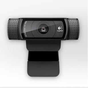 Logitech Webcam HD C920 HD 1080P full 720P Built-in mic Video Calling Recording(China (Mainland))