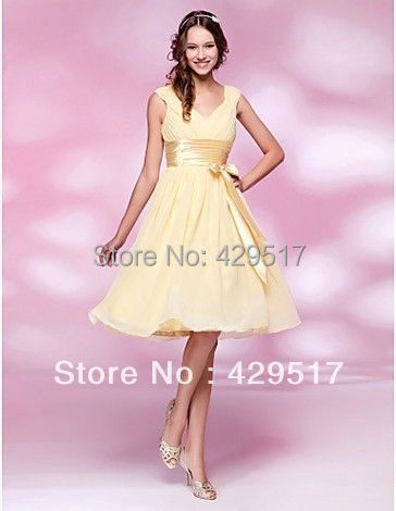 Yellow Homecoming Dresses Under 100 Trade Prom Dresses