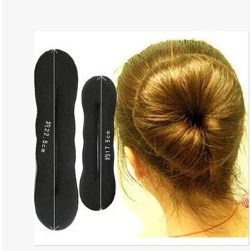 Min order 6 usd(can mix order) Hair Pad Pin Head Dish Hair Modelling Hair Tools Small size(China (Mainland))