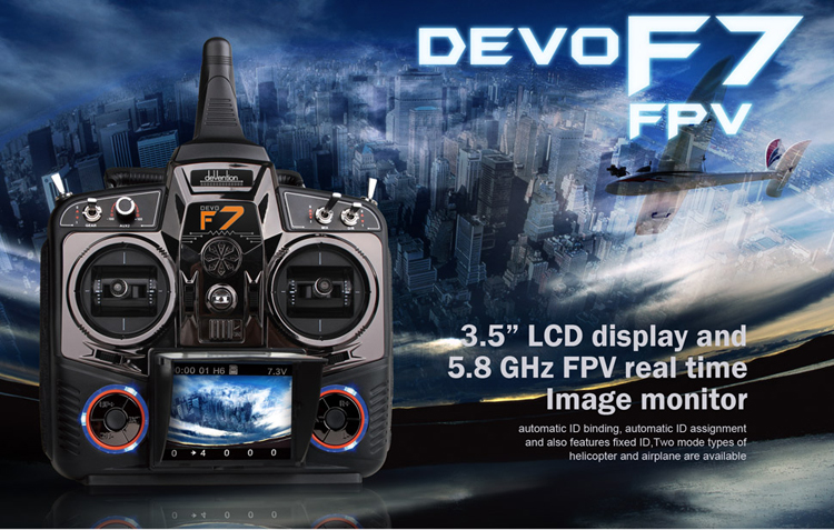 2017 Special Sle Walkera Rodeo 150 with DEVO F7 FPV Transmitter RC Racing Drone with 600TVL Camera RTF