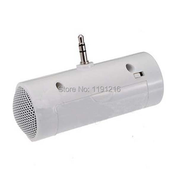 1PC Portable 3.5mm Mini Stereo Speaker For iPhone 5 4 4S Samsung iPod MP3 MP4 Laptop Trn5<br><br>Aliexpress