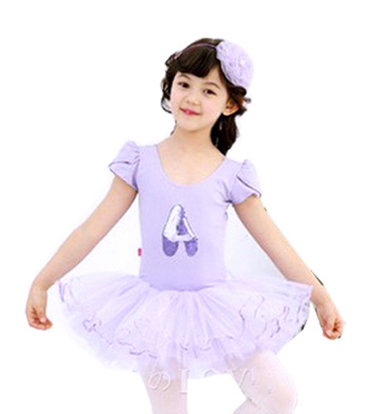 Leotard Ballet Tutu Dress