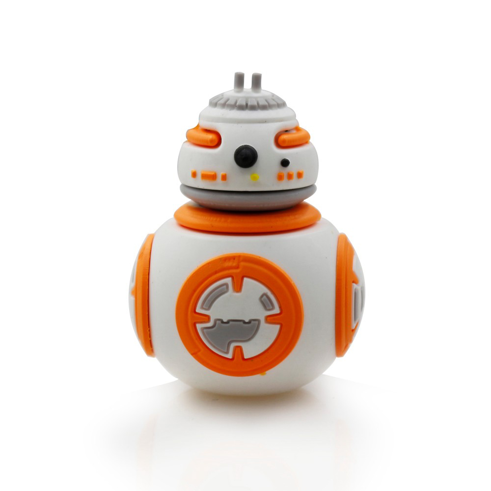 High Speed Star Wars Lost Pets USB Flash Drive 64gb 32gb 16gb 8gb 4gb Memory Storage USB Stick Fat Robot Pen Drive U Disk(China (Mainland))