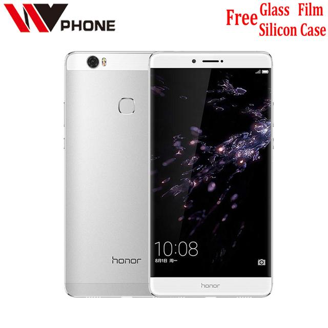 """WV Оригинальный Huawei Honor 8 4 Г LTE Мобильного Телефона Кирин 955 Окта основные 6.6 """"2 К 2560X1440 4 Г RAM 64 Г ROM 13.0MP + 8.0MP"""