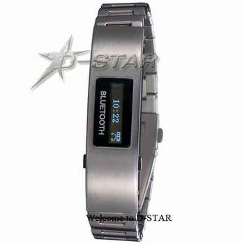 Free Shipping Bluetooth Incoming Call Vibrating Alert cal ID Bracelet BW09-2
