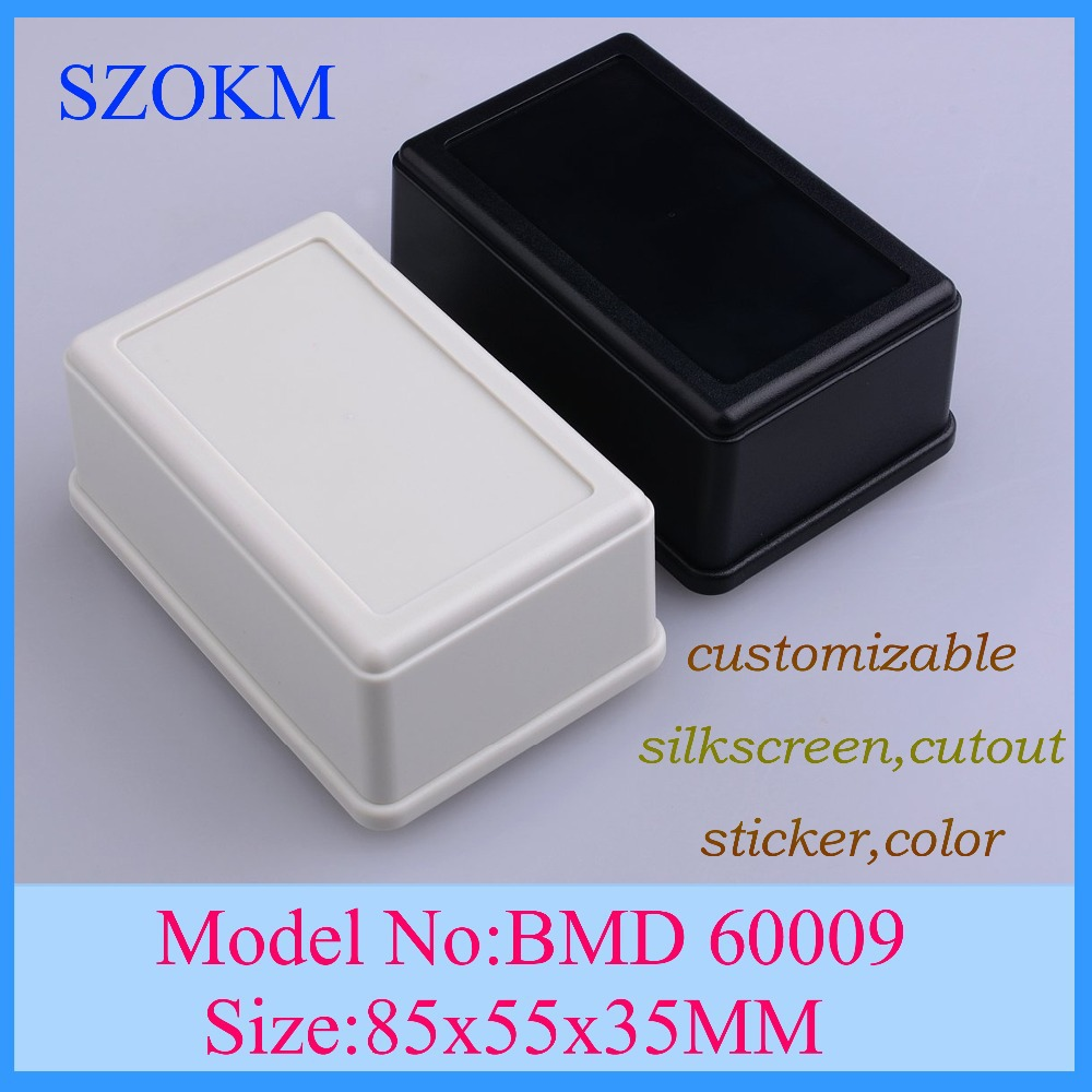 1 piece junction box enclosure solar junction box manufacturers junction box ceiling 85x55x35mm(China (Mainland))