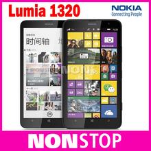 "Lumia 1320 Original Unlocked Nokia Lumia 1320 8MP 6.0""capacitive touchscreen GPS GSM Front camera Unlocked cell phone(China (Mainland))"