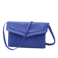 2015 Limited Solid Flap New Brand Women Crossbody Bags Pu Leather Cover Shoulder Bag Woman Casual Small Messenger(China (Mainland))