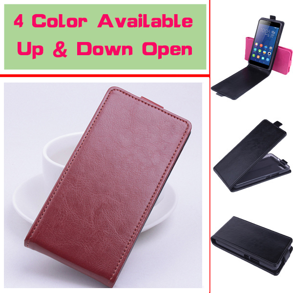 For iPhone 3GS Case PU Leather Flip Case For iPhone 3GS Cover with Magnetic Closure Up and Down Open 4 Color(China (Mainland))