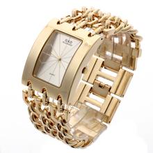 G&D Wristwatch Women Watch Quartz Watch Relogio Feminino Saat Women Dress Clock Female Gifts Reloj Mujer Gold Casual Jelly Lady(China (Mainland))