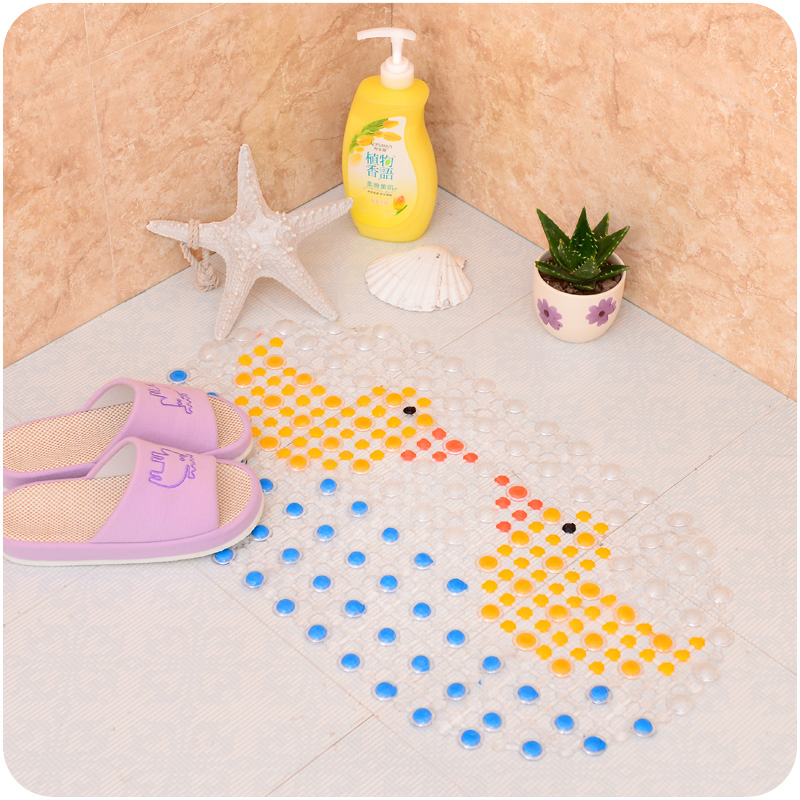 Mozaiek Wand Badkamer ~   anti slip materiaal pvc badkamer matten met zuignap(China (Mainland