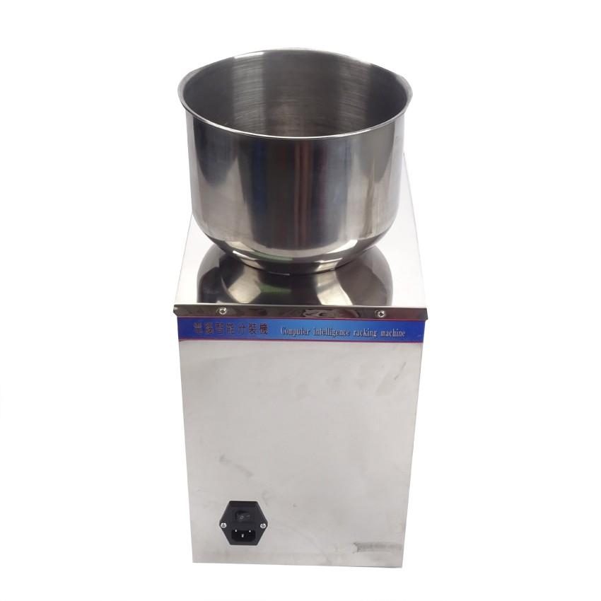 Купить 2 шт. взвешивание и упаковка мешок чай упаковочная машина автоматическое измерение частиц упаковочная машина 1-25 г