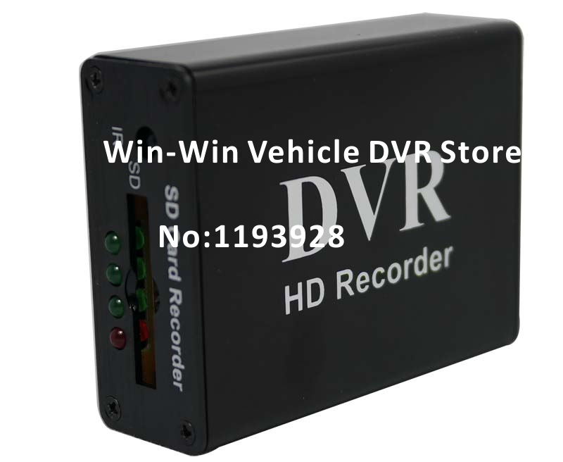 1 channel SD card DVR with remote control(China (Mainland))