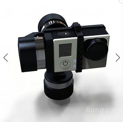 Zhiyun Z1-Rider 3-Axis Handheld Brushless Gimbal For Gopro 3 3+ 4