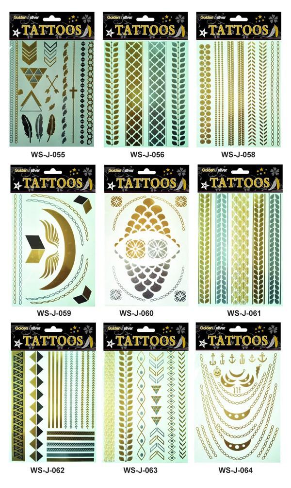 Временная татуировка Brand new 2015 /Arm tattoo sticker