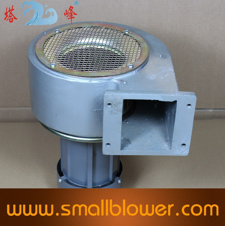 Medium Pressure Centrifugal Blower : W aluminum industrial blower dc motor cooling fan low