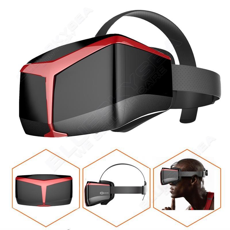 ถูก จัดส่งฟรี! 3D VRแว่นตาชุดหูฟังความเป็นจริงเสมือนแว่นตากล่องสำหรับAndroidและiOS