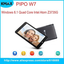 Hot PIPO W7 Quad Core Windows 8.1 64 Bit Tablet PC 7 inch 1280*800 Intel Atom Z3735G 1GB RAM 16GB ROM Dual Camera GPS HDMI OTG