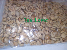 Onsale 450g raw green cafe beans for slimming