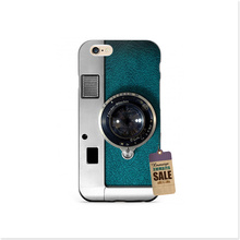 Classical Style Of The Camera Luxury Accessories Shell Original Cover For iphone4 5s 6s 6plus Brand Mobile Phone Cases