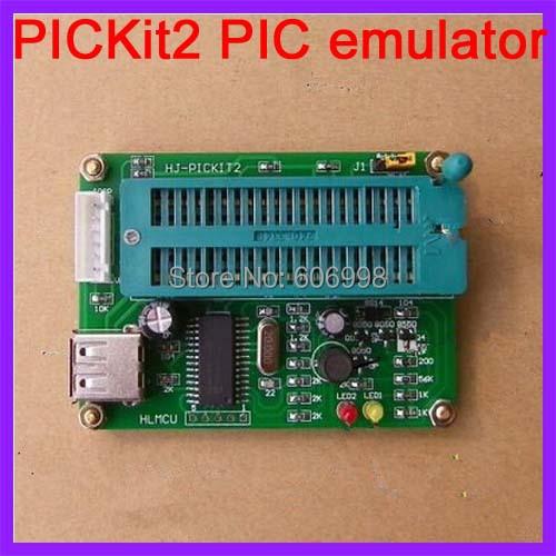 5pcs/lot Multi Function Type PICKit2 PIC Emulator PIC Programmer(China (Mainland))
