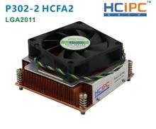 Buy HCIPC P302-2-1 HCFA2 LGA2011 Cooling Fan & Heatsinks,CPU Cooler, LGA2011 Copper CPU Cooler,Server Cooler,2U CPU Cooler, Cooling for $19.99 in AliExpress store