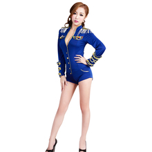 Buy Hot Free shipping COSPLAY Policewomen uniform Sexy lingerie women costumes Sex Products toy Sexy underwear Role play