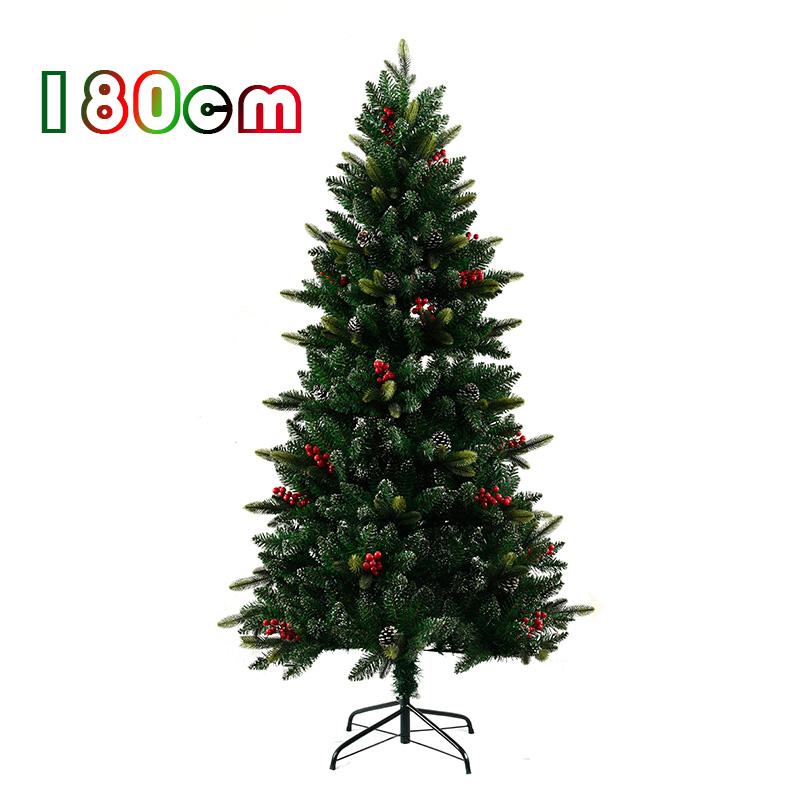 180cm christmas de navidad 2016 tree artificial simulation for 180 degrees christmas decoration