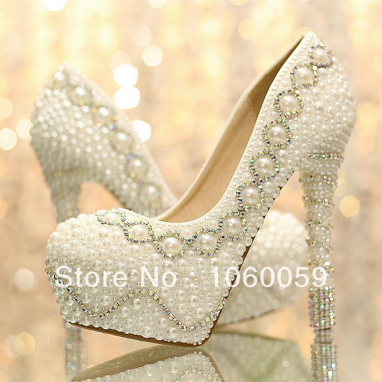 Фотография Free shipping 2013 Arrival  high heel platform wedding shoes gentlewomen princess women shoes
