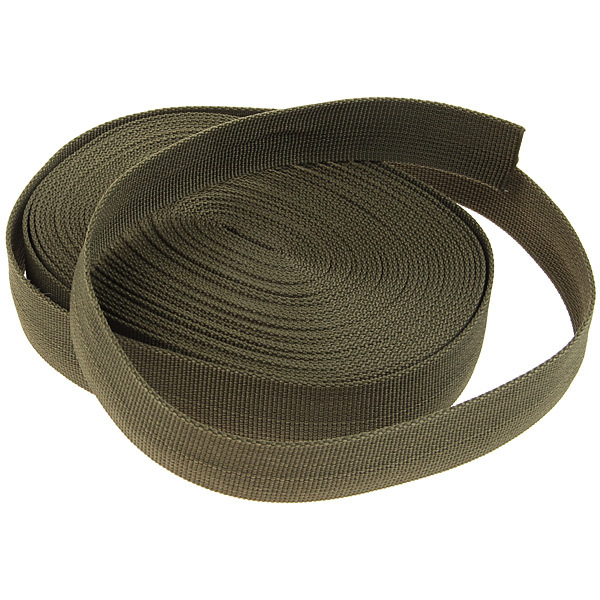 10M Length Nylon Military Straps Webbing Belt Make Your Own Silent Sling For Rifle tactical bags(China (Mainland))