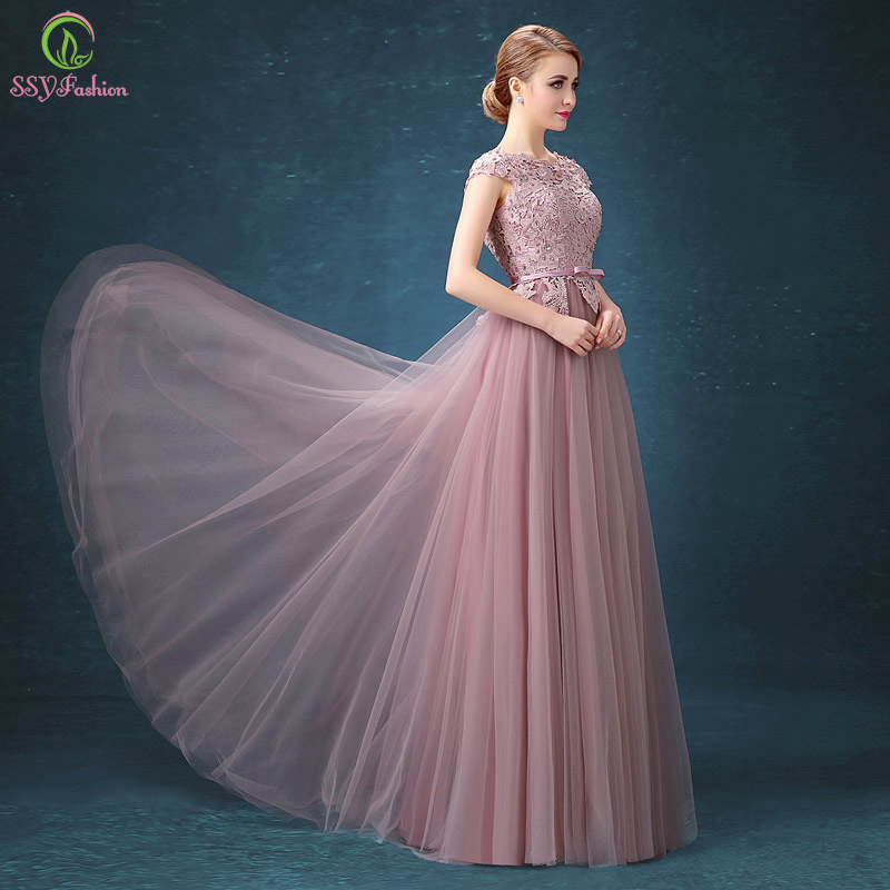 Dark Pink Wedding Dresses: Aliexpress.com : Buy Robe De Soiree 2016 New Dark Pink