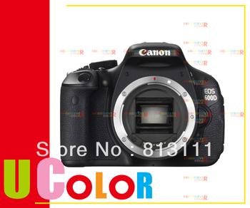 Canon EOS Rebel T3i / 600D 18.0 MP Digital SLR Camera - Black (Body Only)