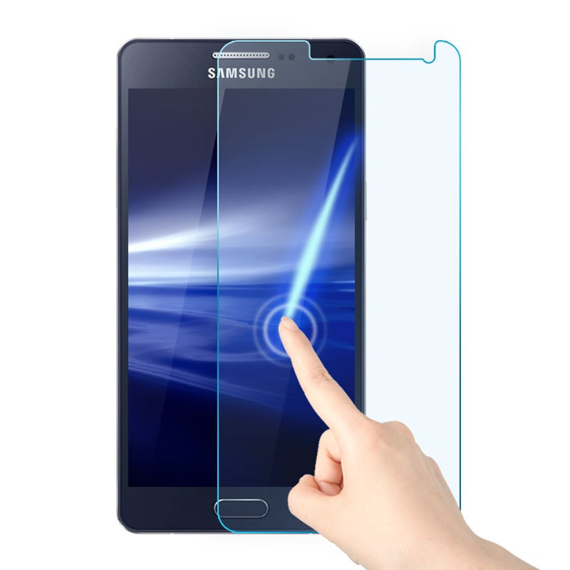 Screen Protector Film Front Premium Tempered Glass For