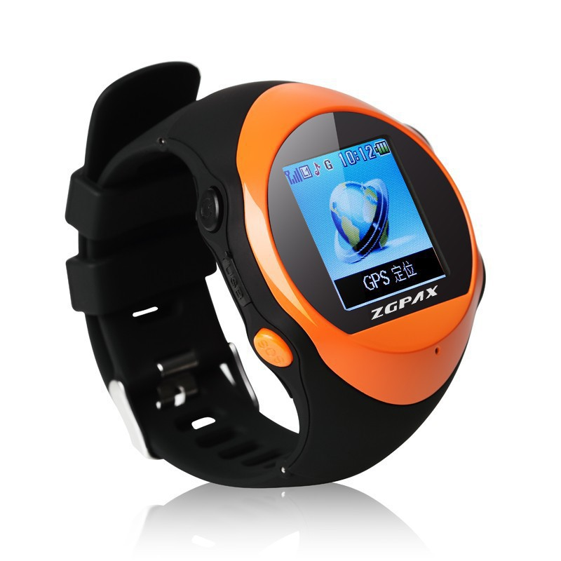 New Smartwatch Hot! Sale New ZGPAX S88 GSM Smart Watch with LCD Screen GPS Positioning and SOS For Child and Older Free Shipping(China (Mainland))